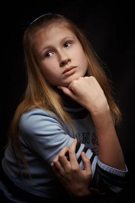 Портрет дочери портрет