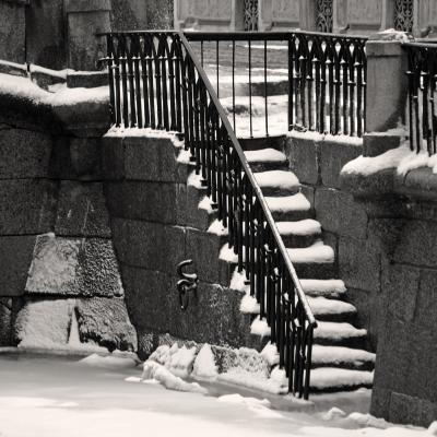 *** Санкт-Петербург Зимняя канавка