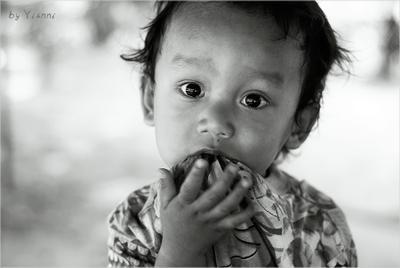 Самшайн мальчик Таиланд дети ребенок день защита международный