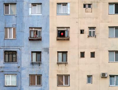 Красный шарик
