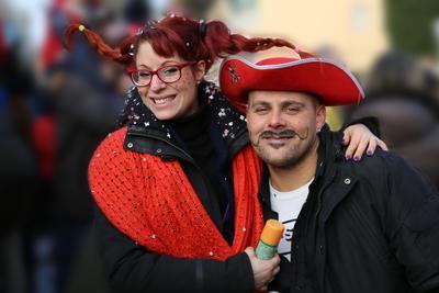 Пират и не очень хорошая Пеппи Карнавал