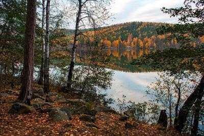 Осень инышко осень миасс тургояк
