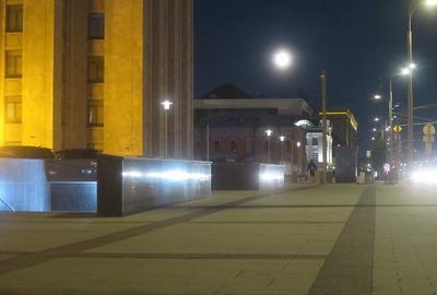 """""""Должна светить луна!""""  или избыточное освещение."""