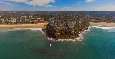 Австралия...Sydney, Manly Beach Sydney Manly Beach