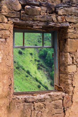 Окно в новую жизнь.