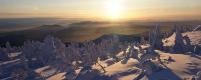 Вечеринка сибирь горная шория шерегеш горы зима снег