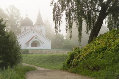 Утро в Бёхове