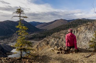 Релакс Поход отдых природа внутренний туризм горы