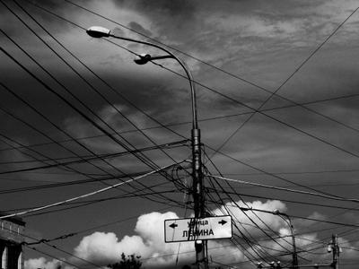 Плюс электрификация всей страны Шварц