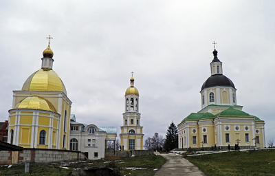 ***** Клыково монастырь