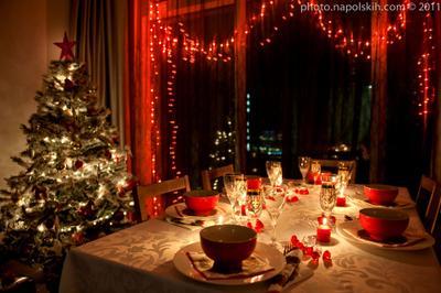 В ожидании гостей с новым годом