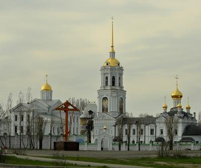 Спасо-Преображенская церковь в Карповке