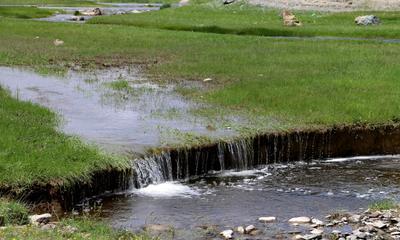 Водопадик - Водопад  - Водопадище