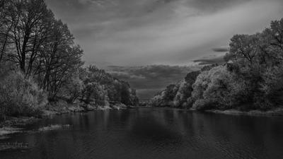 Хотылево. Кончается Апрель. Bryansk Hotylevo river April VladimirPochtarev Брянск Хотылево река Апрель