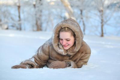 Оттепель зима