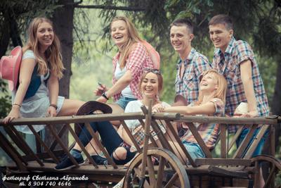 Лето лето девушки юноши красота смех деревня