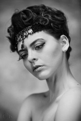 Anita girl beauty portrait