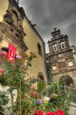 La Orotava, Iglesia y Convento San Agustín