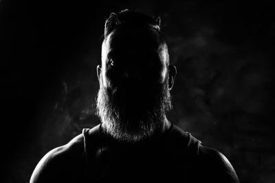 darkness man