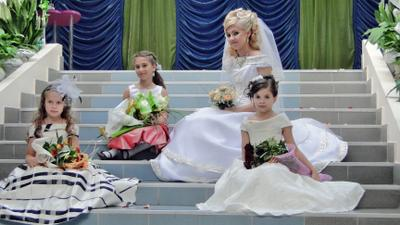 Свадьба дочи