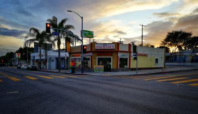 Вечер в Сан Педро...