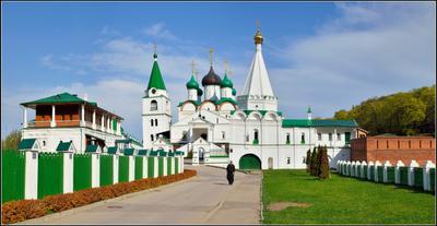 Печерский монастырь Нижний Новгород