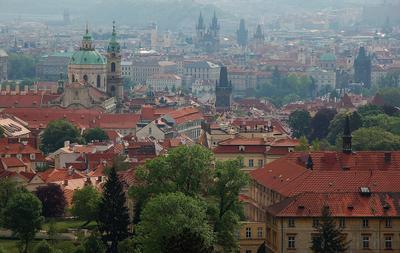 О, Прага!!! Прага красавица