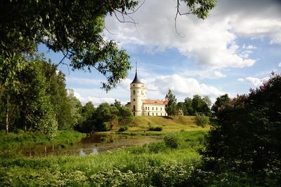 Павловск. Замок Бип.