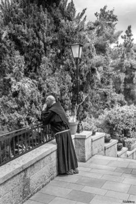 Ein Karem 2014 Israel Jerusalem Ein Karem black and white Viktor Gokhberg Travel