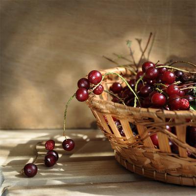Ягодки ягоды, черёмуха