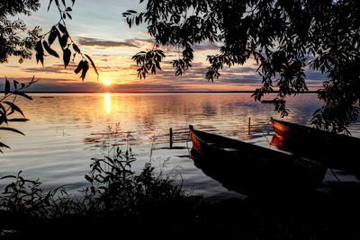 *** Плещеево озеро Переяславль-Залесский