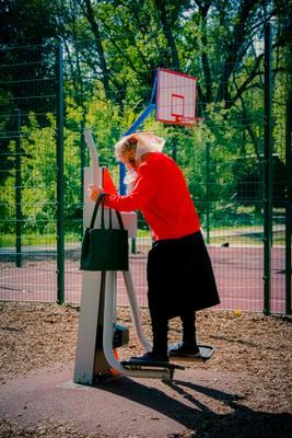 Долголетие Спорт Возраст Счастье Здоровье