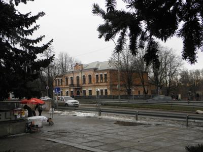 Первомайск  , Дом Пионеров