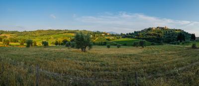 Тоскана... Fujifilm, Tuscany, travel, landscape, x-e1, путешествия, Тоскана, панорама, пейзаж,