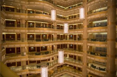 Падающие звезды 2 Интерьер гостиницы Ашхабад Туркмения