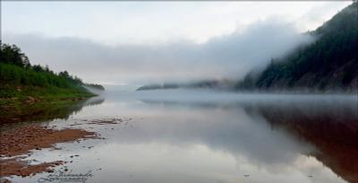 Река Олёкма Олёкма