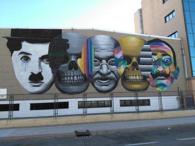 Мадридское граффити