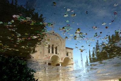 отражение в реальность отражение