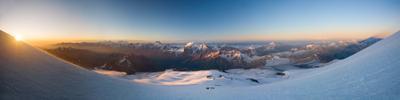 Хрустальный горизонт 3 кавказ эльбрус донгуз-орун альпинизм восхождение горы