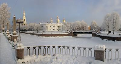 питер.никольский с пикалова моста петербург никольский собор пикалов мост