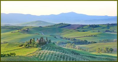 ***Тосканские этюды