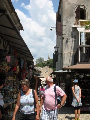 А может купить?.. Bosna i Hercegovina Mostar Босния и Герцеговина Мо стар город Куюнджилук улица