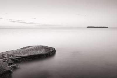 *** карелия ладога остров озеро пейзаж