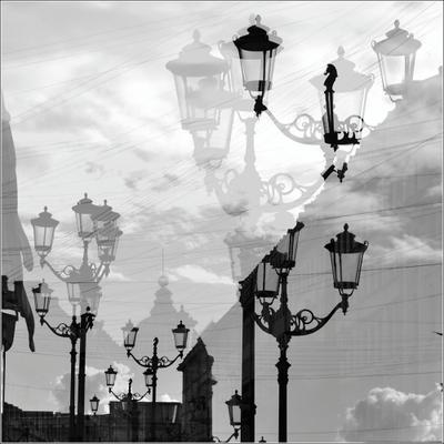 Петербург. Малая Конюшенная улица Петербург Малая Конюшенная мультиэкспозиция