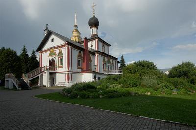*** Коломна церкви