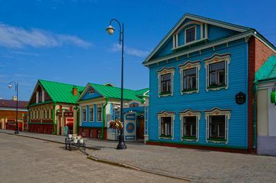 *** Казань