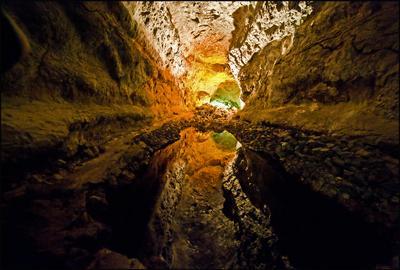 Красота подземнего мира