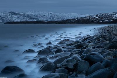 Пляжи Баренцева моря териберка ледовитый океан баренцево море север русский пляж скалы длинная выдержка