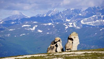 Отцы и дети горы Алтай природа поход