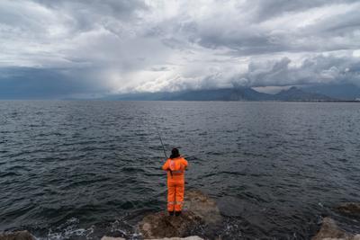 рыбак рыбак шторм